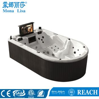 2 personen whirlpools badewannen jet whirlpool badewanne mit tv massage badewanne preis