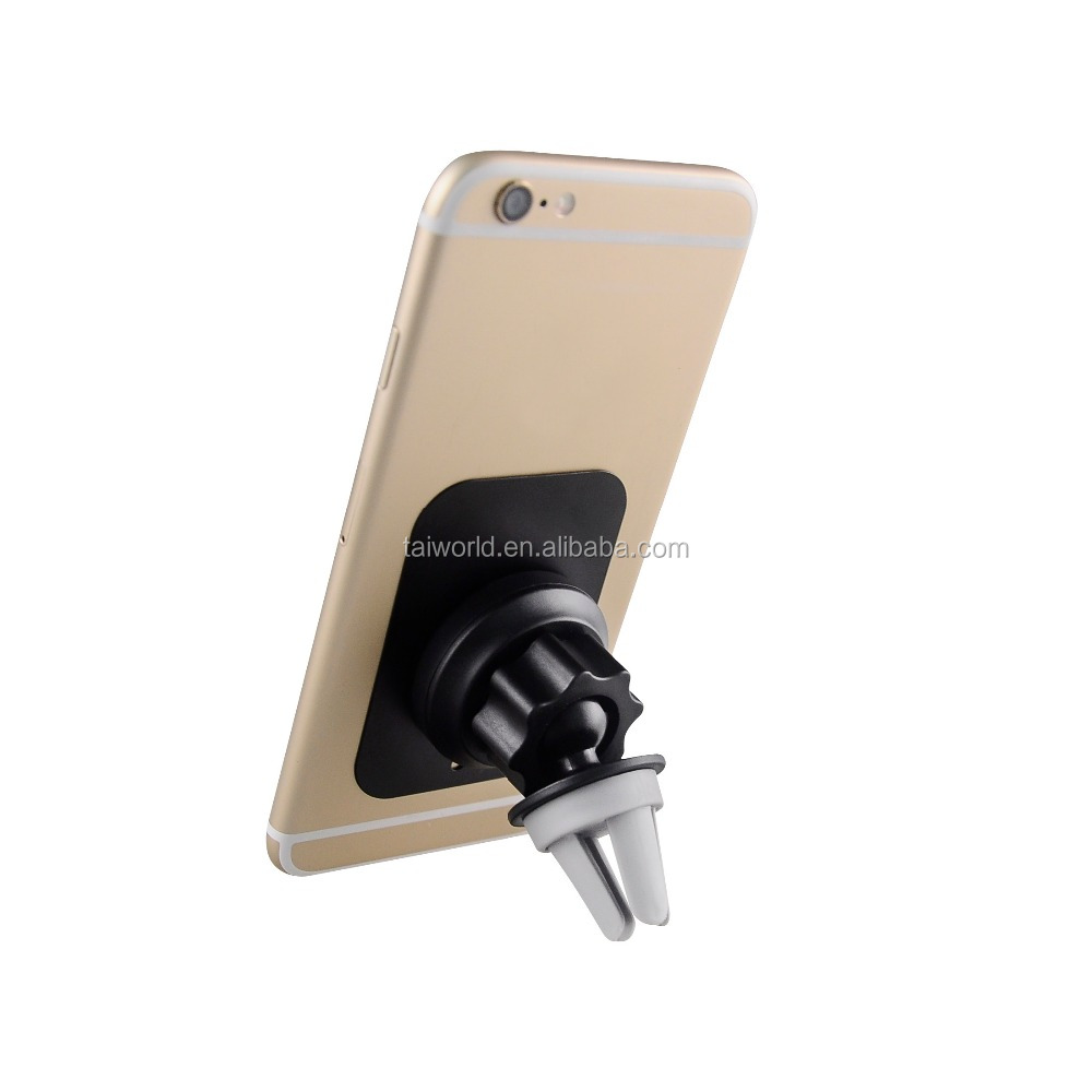 2015 new product universal car air vent magnetic mount for mobile universal mobile phone