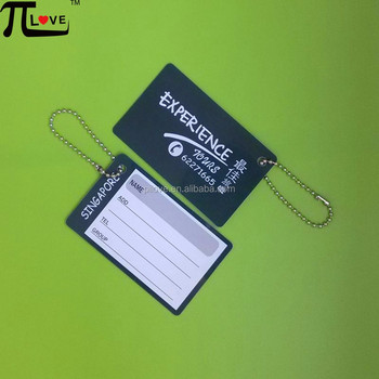 Custom made promotional gifts die cut hard plastic business card custom made promotional gifts die cut hard plastic business card size luggage tag colourmoves
