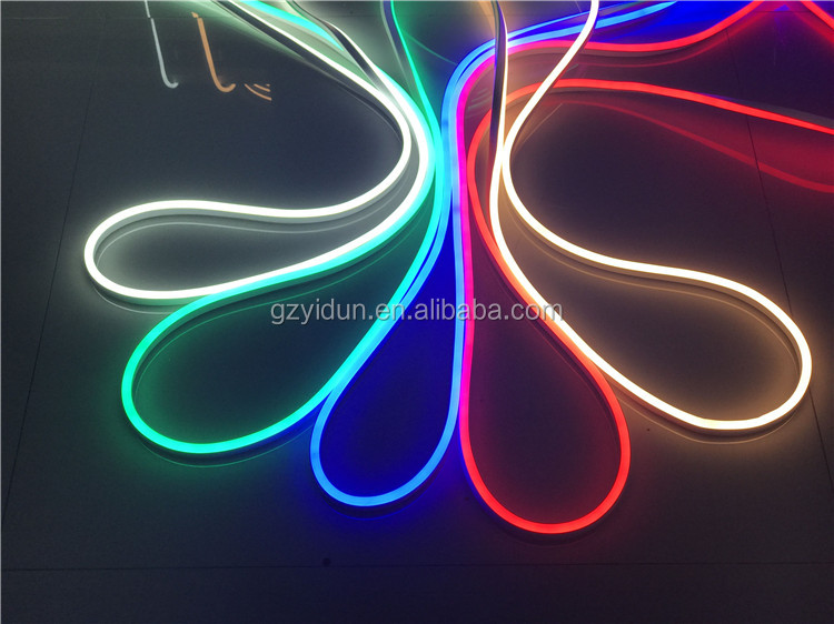 YIDUN LIGHTING Lighted LED Aluminum Profile LED Bar Lighting Neon Strip
