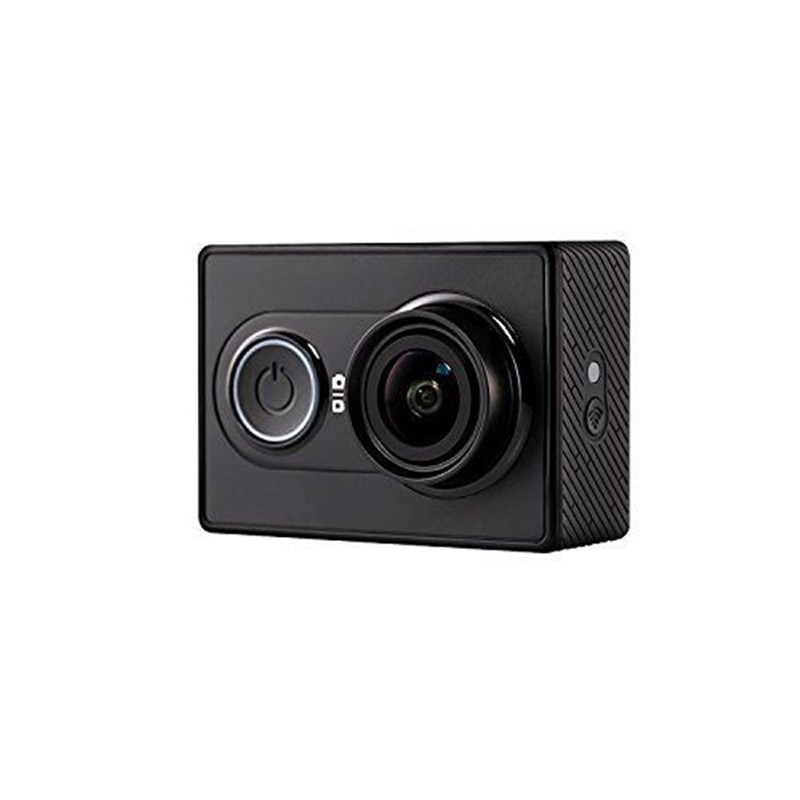 Newest YI Action Camera International (Official U.S. Edition) Sports Camera 16MP Ambarrela A7 for Xiaomi Yi Black Action Camera