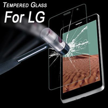 2.5D 9H Premium Tempered Glass For LG G2 G3 Stylus G3S G4 Mini L70 L90 Pro 2 Beat Nexus L Bello Fino Screen Protector Film