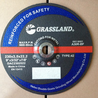 REINFORCED ANGLE GRINDING/CUTTING DISC