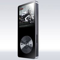 1.8 inch screen music mp3 player with speaker and video play