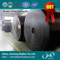 China top 3 conveyor belt rubber for sale/EP NN CC/High quality conveyor belt rubber for sale