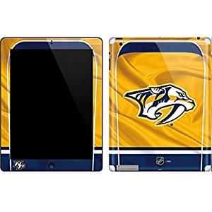 NHL Nashville Predators iPad 2 Skin - Nashville Predators Jersey Vinyl Decal Skin For Your iPad 2