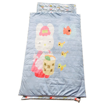 Sleepover Set Daycare Toddler Nap Mats For Kids Baby Sleeping Bag