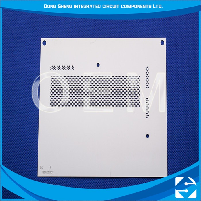 High quality cheap price etching manual for mini digital speaker grille