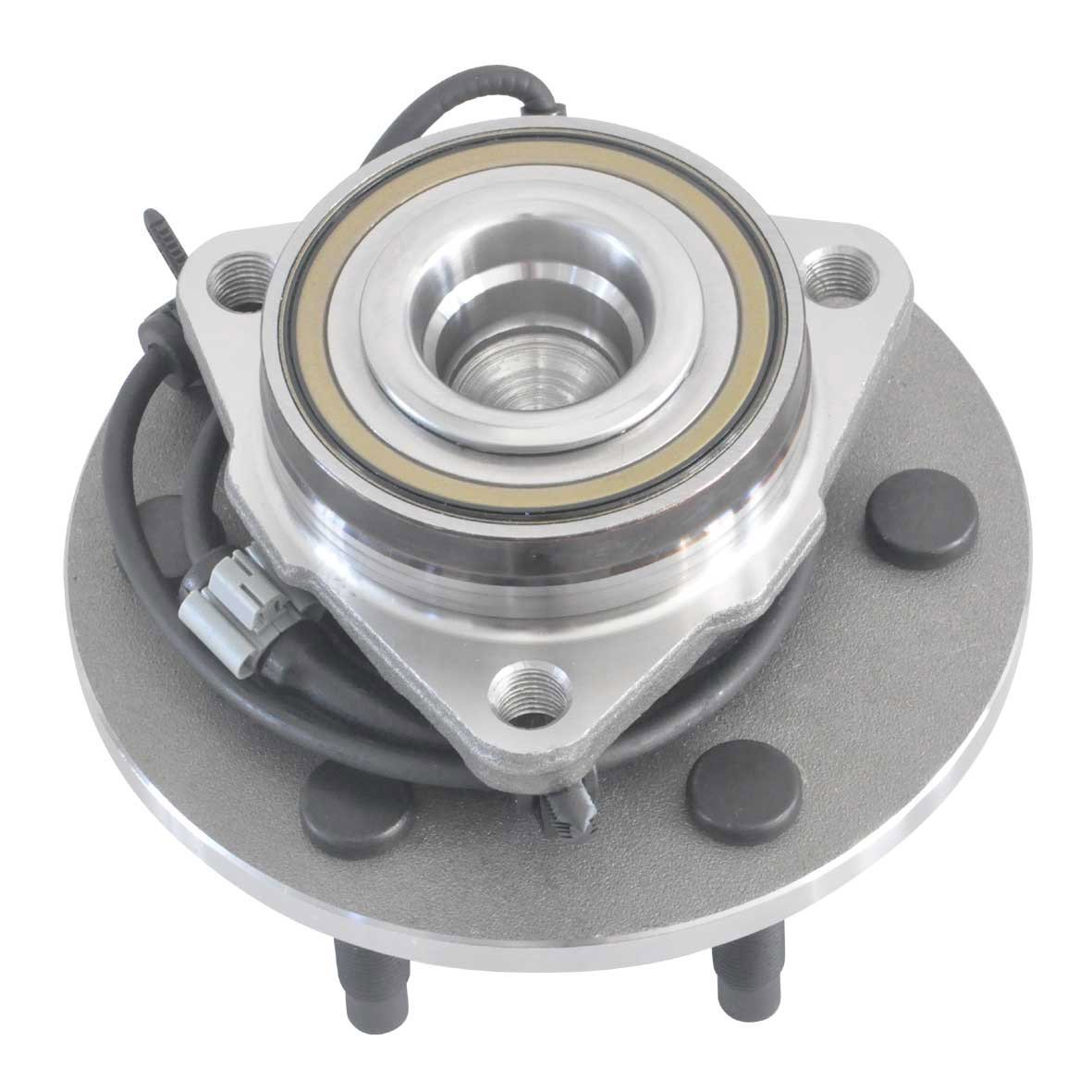 2WD Only DRIVESTAR 515054 New Front Wheel Hub & Bearing for Chevy GMC Cadillac 6 Lug RWD