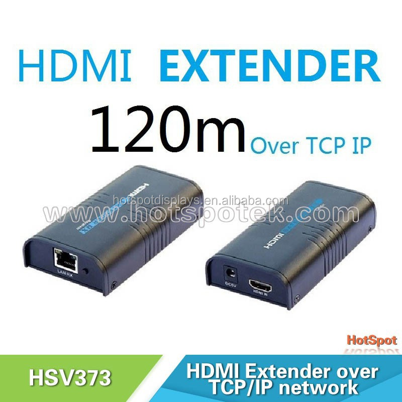 Asia factory high quality for Digital HD AV hdmi extender over ethernet