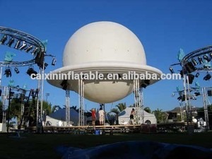 inflatable UFO/ inflatable UFO model for event/ inflatable advertising UFO balloon