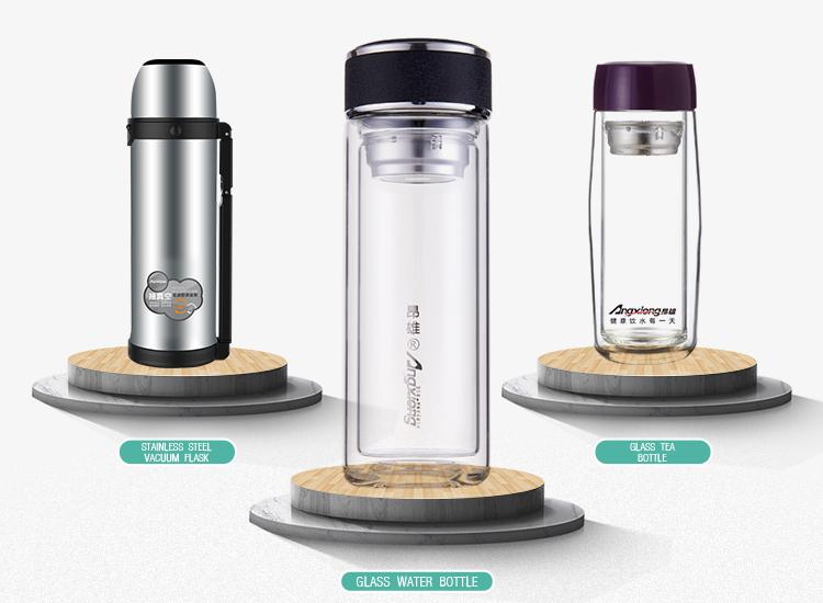 2020 La Migliore Vendita Bocca Larga in Acciaio Inox Bottiglia di Acqua di Sport/Thermos/Boccetta di Vuoto