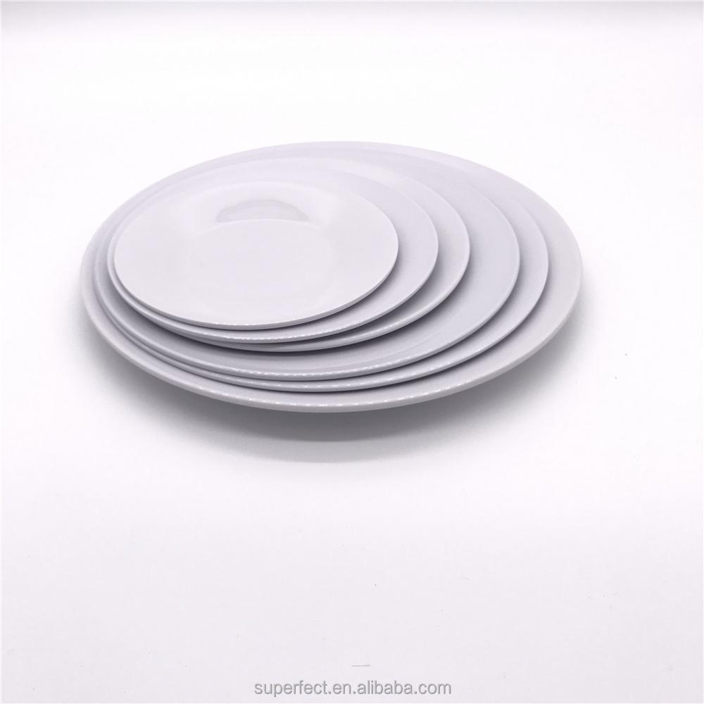 High Quality Bpa Free Plastic Cheap Custom Print Logo Wholesale Melamine  Plates Bulk China Ware - Buy Melamine Plates China Ware,Melamine Plates