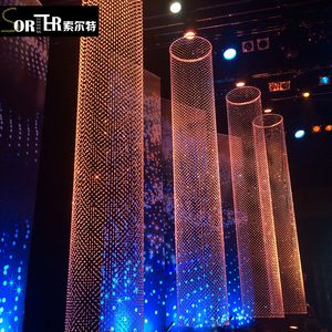 hanging acrylic crystals glass beads curtain room dividers for wedding decorations
