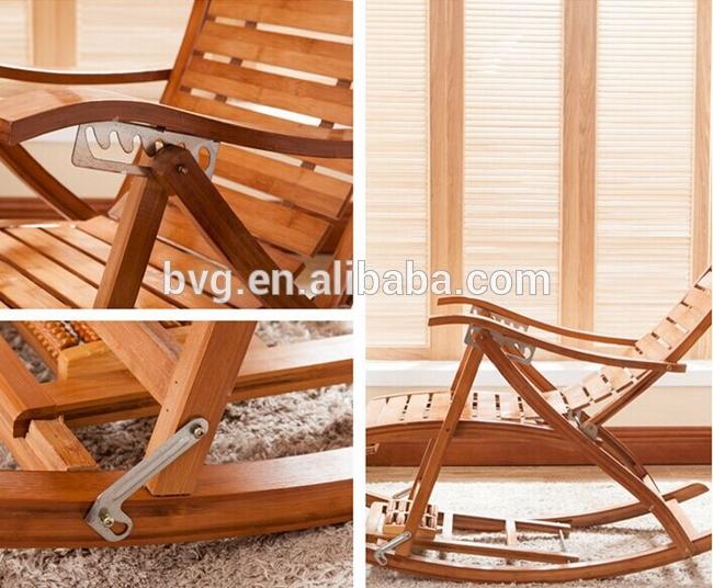 Designer Professional Antique สบายราคาไม่แพง Relax ไม้ไผ่โยกเก้าอี้ราคา
