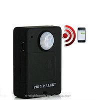2016 Mini Wireless PIR Infrared Sensor Motion Detector GSM Alarm