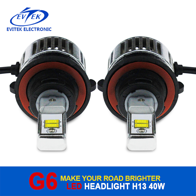 China Wholesale 40W 4500LM Led Car Headlight H13 for VW Polo Headlight, Toyota headlight, Suzuki Alto Headlight