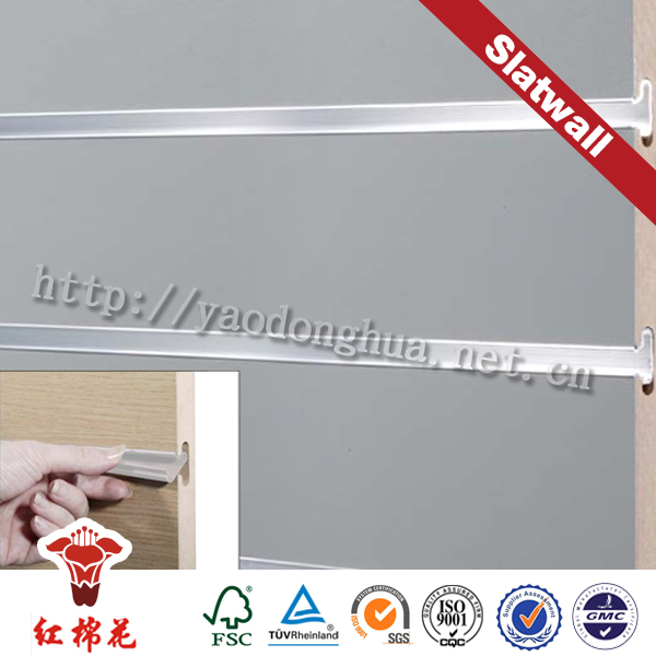 Melanine E1 board recyclable aluminum slotted mdf punch mdf unit from china unit from china