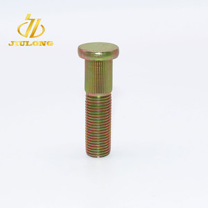 2018 hot sell colour galvanize nuts and bolts 10.9 gradestud bolt good quality wheel stud