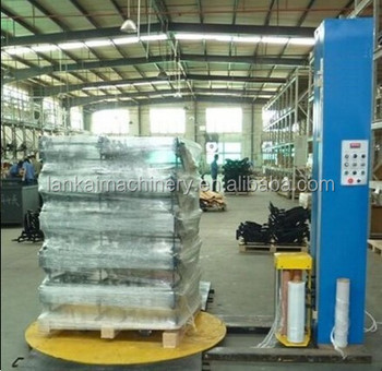 Niedrigpreisgarantie Palette Verpackungsmaschine Automatische