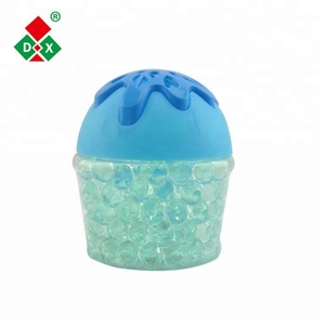 Natural Indoor Automatic Fresh Air Scents Freshener Crystal Beads Perfume Ball