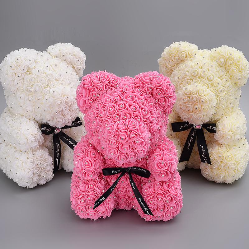 China Rose Bear b0e1b16300