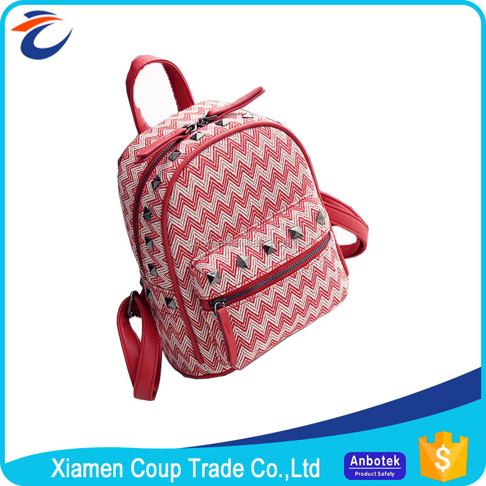 Wholesale Canvas Materials Images Of School Backpack Bags For Teenagers Boys