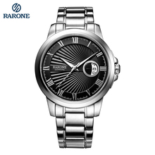 Well designed large wrist luxury man hand watch