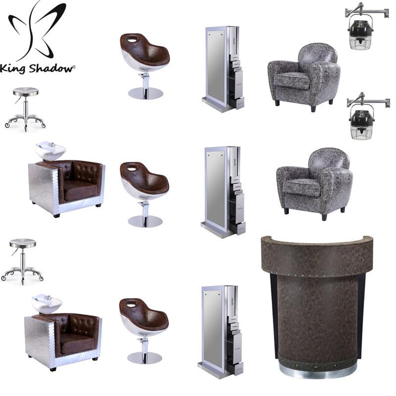 New arrival hair salon barber chair styling chair fashional salon furnitures