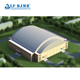 Superior Quality Artistic Durable light steel structure stadium roof