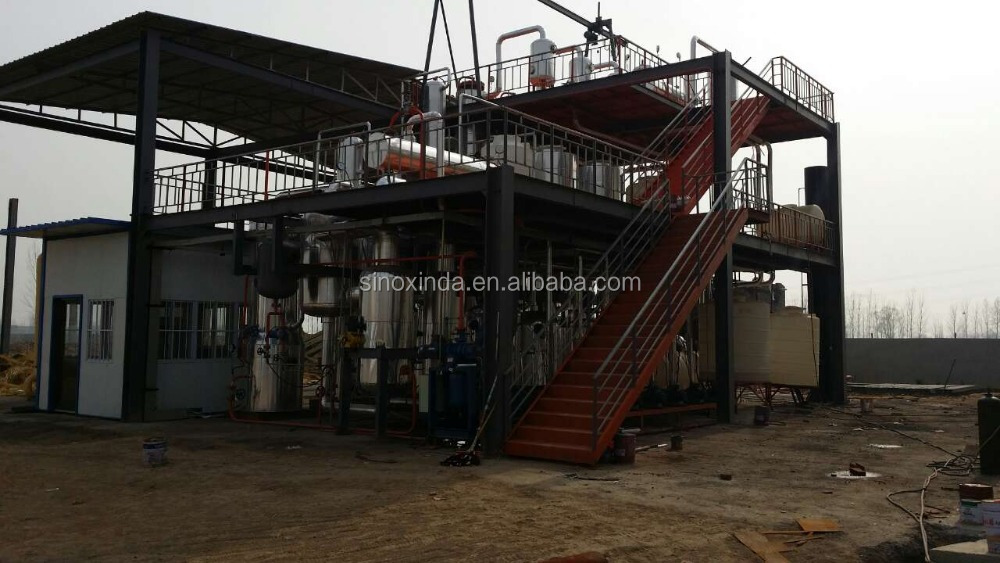small biodiesel plant with competitive price and good After-sales service