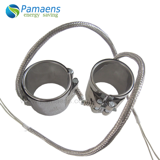 Stainless steel mica band heater element with one year warranty
