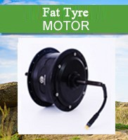 104c2 fat tyre electric bike hub motor