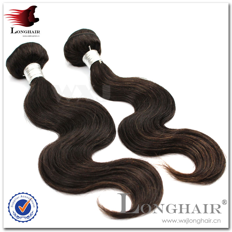 2014 Best selling 100% realy hair attachments