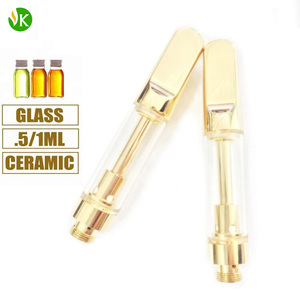 Best-Selling Kingtu Wholesale Product 510 Ceramic Coil Thick THC Oil CBD Vape Atomizer