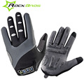 ROCKBROS Winter Cycling Gloves Gel Touch Screen Mountain Bike Bicycle MTB Guantes Ciclismo Windproof Warm Gloves