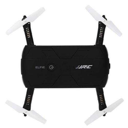JJRC H37 Elfie Foldable Pocket Selfie Drone with HD Camera WiFi FPV Quadcopter