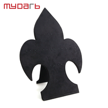 Hot bán superior chất lượng MDF <span class=keywords><strong>khắc</strong></span> swallow shape pendant vải pendant <span class=keywords><strong>hiển</strong></span> <span class=keywords><strong>thị</strong></span> stand