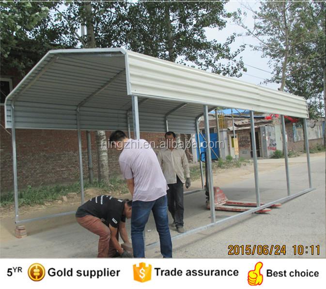 Diy Metal Carport Kits Directions : Carport kits diy métal abri garage toit et abris d
