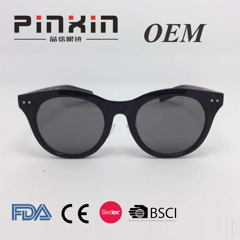 Modern design high quality hotsale and fashion vintage sunglasses2016