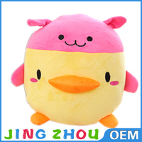 high quality farm animal samll chicken stuffed toys cute yellow couple chicken plush toys dressed chiken soft toy chicken