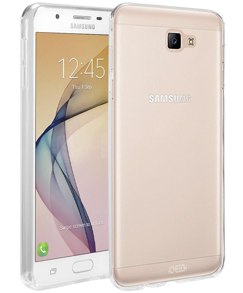 36c0b6e8a14 BOX [Anti-Shock] TPU Gel Rubber Thin Flexible Soft Bumper Silicone  Protective Case Cover for Samsung J7 Prime/Galaxy On7 2016 G610 - Clear in  Cheap ...