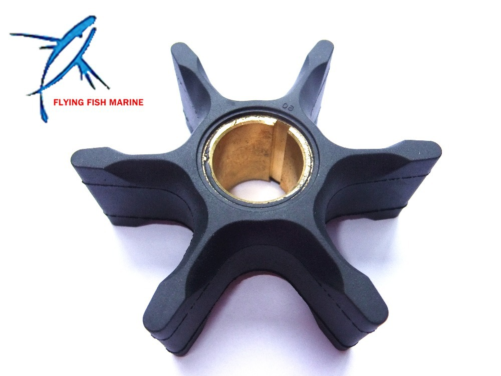 6e0f7ff51588a Get Quotations · 389642 777212 18-3043 Impeller for Johnson Evinrude OMC BRP  V4 V6 85HP - 235HP