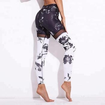10bd11301e2f4 Workout Clothes Mesh Detailing Organic Yoga Clothing - Buy Organic ...