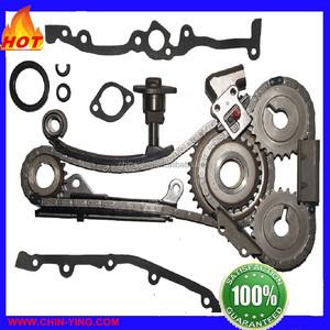 Engine Timing Chain Kit Tensioner For Nissan GA16DE Sentra B12 B13 B14  Timing Chain Set