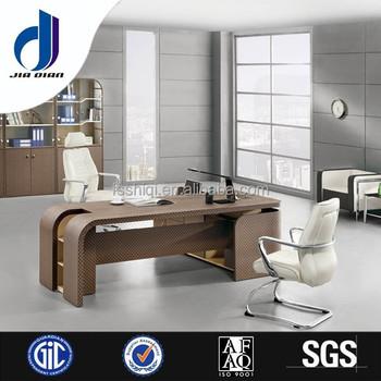 F33 Elegant Design Office Furniture Executive Desk SetHigh Tech
