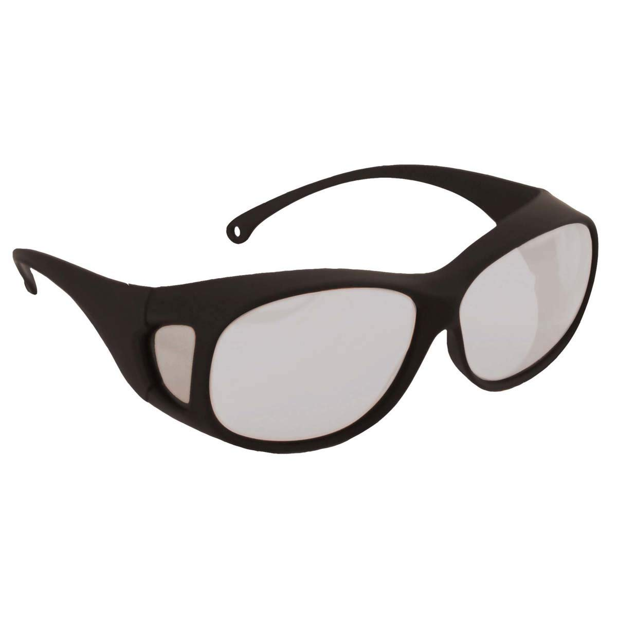 Kimberly-Clark Professional Jackson Safety OTG Black Safety Glasses With Clear Indoor-Outdoor/Hard Coat Lens - 432 Each/Pallet