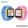 3G best iphone compatible smart watches with camera gps watch kids gps tracking devices for kids
