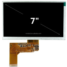 "7 ""TFT LCD Touch Screen Display Modul 800x480 <span class=keywords><strong>für</strong></span> <span class=keywords><strong>MP4</strong></span>, GPS, Tablet PC"