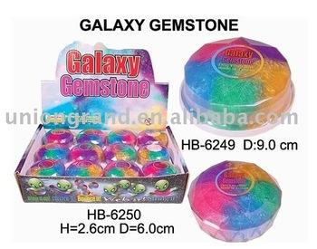 Galaxy Gemstone Putty